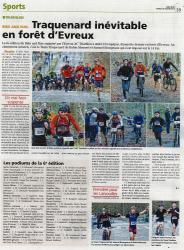 Bike run 170116 eure infos
