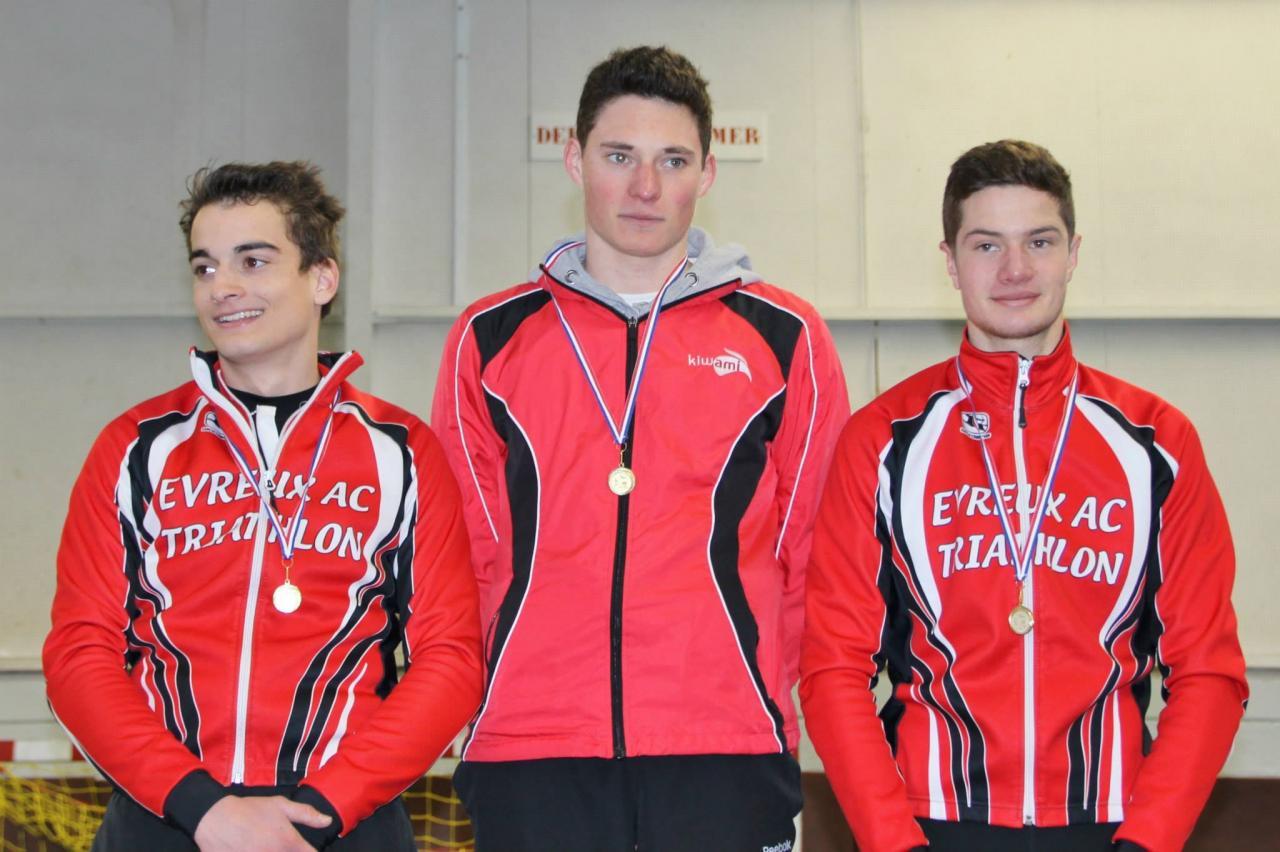yvetot podium juniors