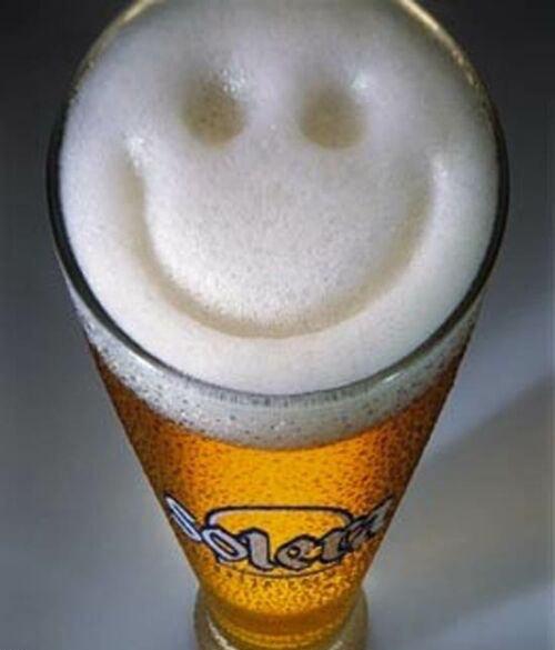 Alcool biere ventre