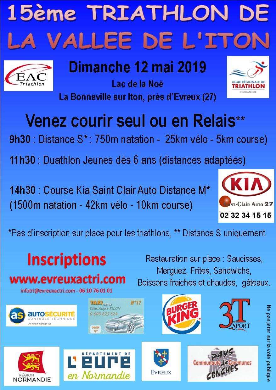 Flyer triathlon 2019